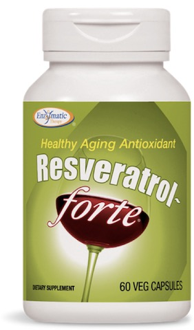 Image of Resveratrol-Forte 125 mg