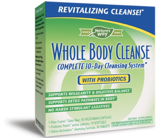 Image of Whole Body Cleanse with Probiotics 10 Days