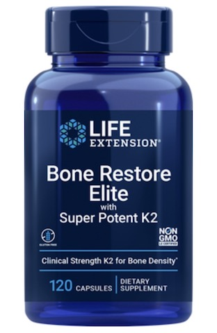 Image of Bone Restore Elite with Super Potent K2