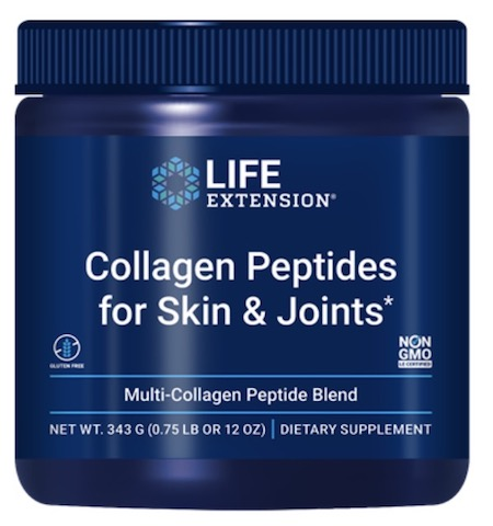 Image of Collagen Peptides for Skin & Joints Powder