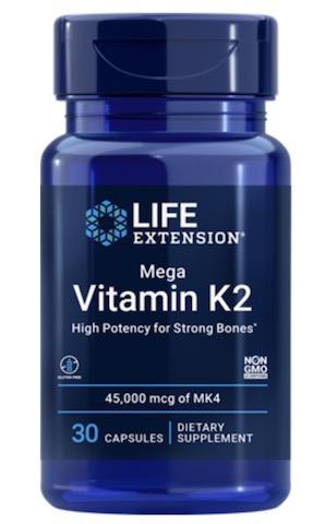 Image of Mega Vitamin K2 45000 mcg
