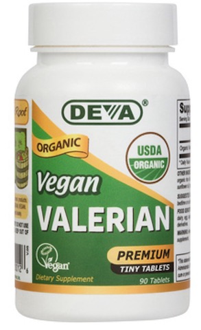 Image of Vegan Valerian 300 mg Organic