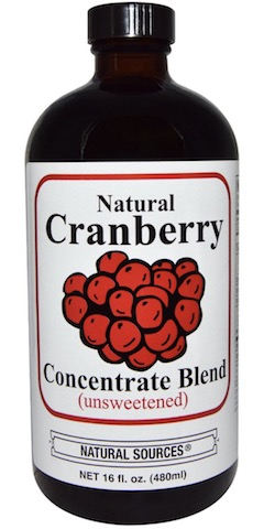 Image of Cranberry Concentrate Blend Liquid