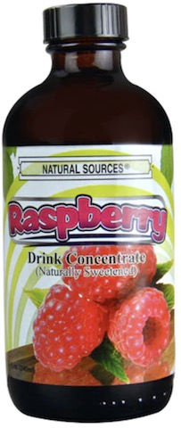Image of Raspberry Concentrate Blend Liquid