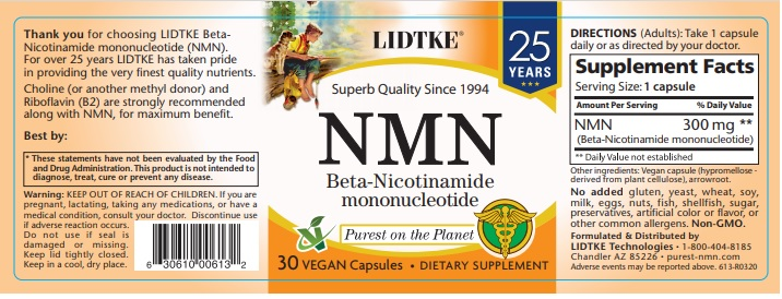Image of NMN 300 mg