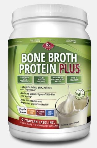 Image of Bone Broth Protein Plus Powder