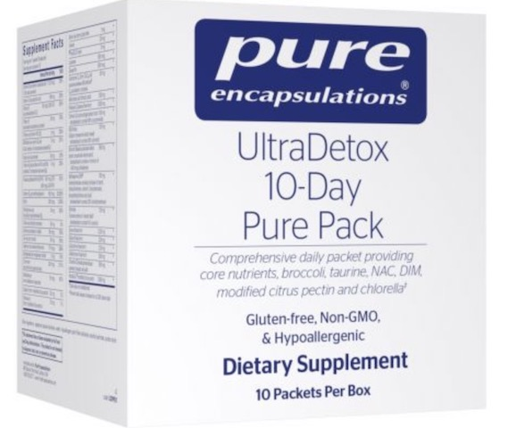 Image of UltraDetox 10-Day Pure Pack