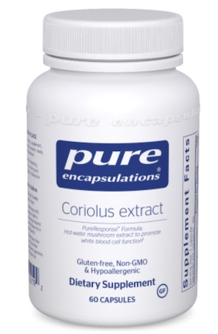 Image of Coriolus Extract 500 mg