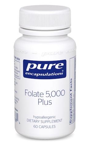 Image of Folate 5,000 Plus
