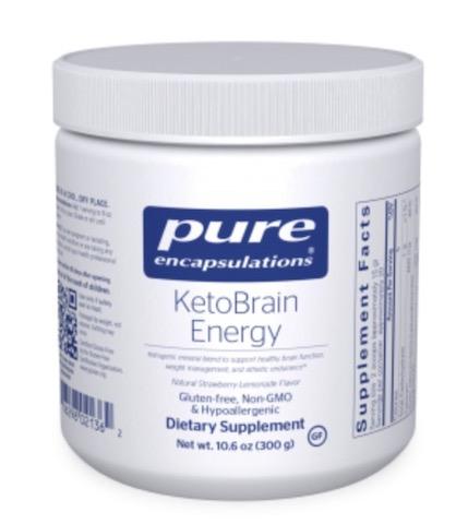 Image of KetoBrain Energy Powder