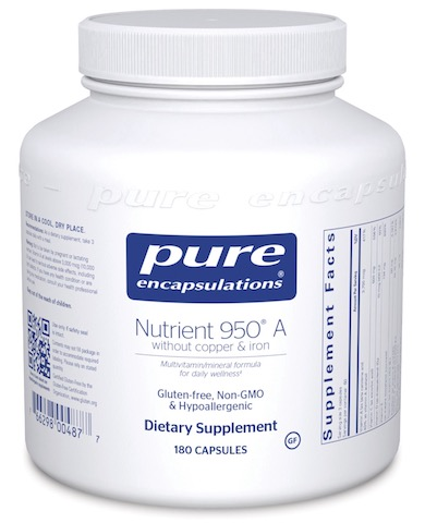 Image of Nutrient 950 A without copper & iron