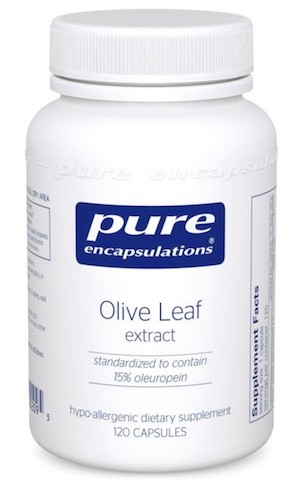 Image of Olive Leaf Extract 500 mg