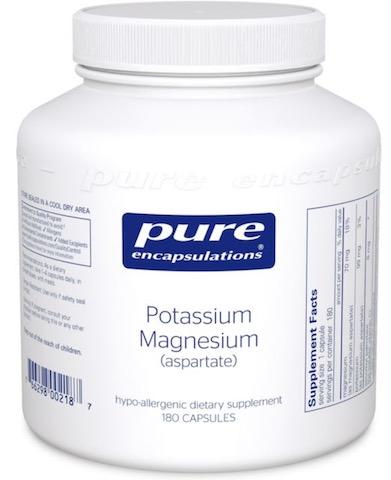 Image of Potassium Magnesium (aspartate) 99/70 mg