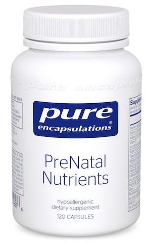 Image of PreNatal Nutrients