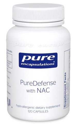 Image of PureDefense with NAC