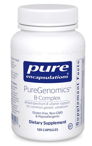 Image of PureGenomics B-Complex