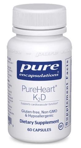 Image of PureHeart K2D 240/25 mcg
