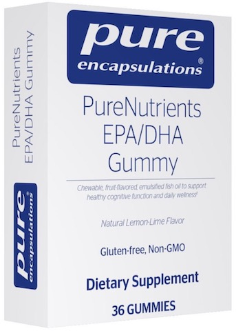 Image of PureNutrients EPA/DHA Gummy