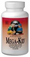 Image of Mega Kid Multiple, Chewable
