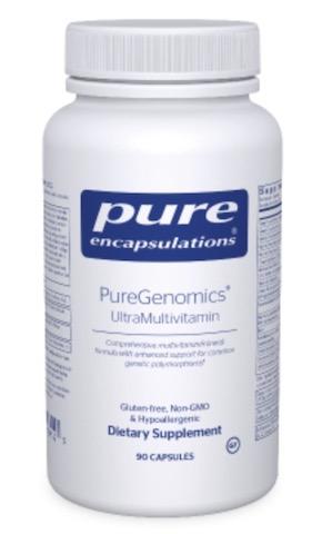 Image of PureGenomics UltraMultivitamin