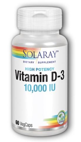 Image of Vitamin D3 250 mcg (10,000 IU) Super Strength