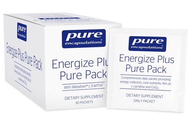 Image of Energize Plus Pure Pack