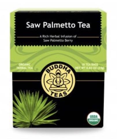 Image of Saw Palmetto Tea Organic