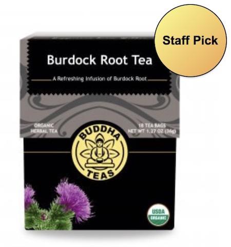 Image of Burdock Root Tea Organic