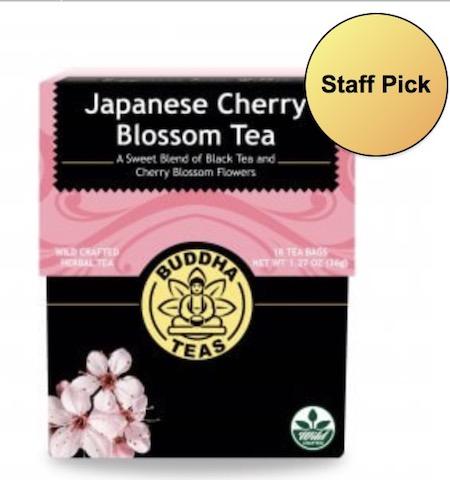 Image of Japanese Cherry Blossom Tea Organic