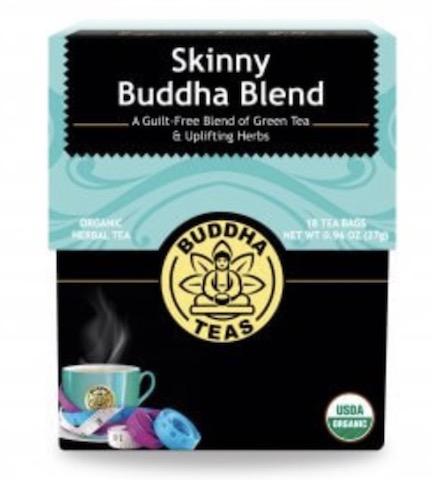 Image of Skinny Buddha Blend Tea Organic