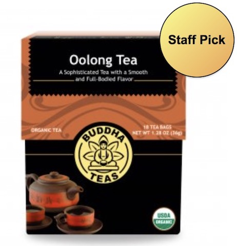 Image of Oolong Tea Organic