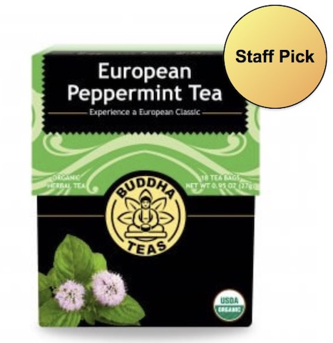 Image of European Peppermint Tea Organic