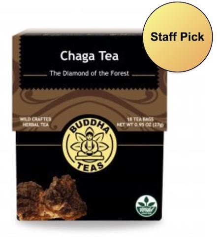 Image of Chaga Mushroom Tea Organic