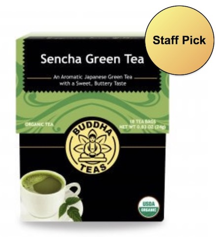 Image of Sencha Green Tea Organic