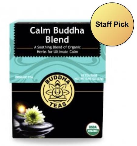Image of Calm Buddha Blend Tea Organic