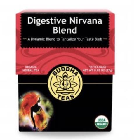 Image of Digestive Nirvana Blend Tea Organic