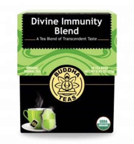 Image of Divine Immunity Blend Tea Organic