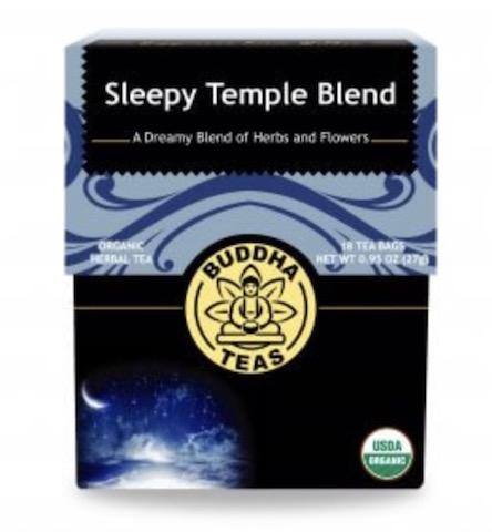 Image of Sleepy Temple Blend Tea Organic