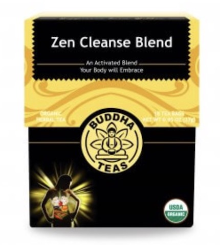 Image of Zen Cleanse Blend Tea Organic
