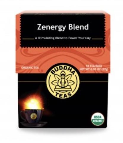 Image of Zenergy Blend Tea Organic