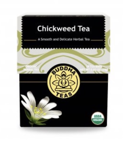 Image of Chickweed Tea Organic