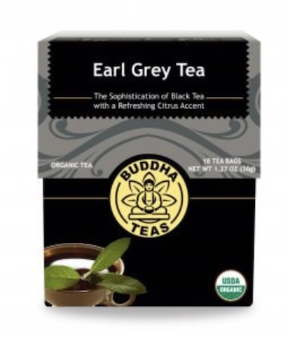 Image of Earl Grey Tea Organic