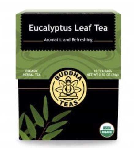 Image of Eucalyptus Leaf Tea Organic