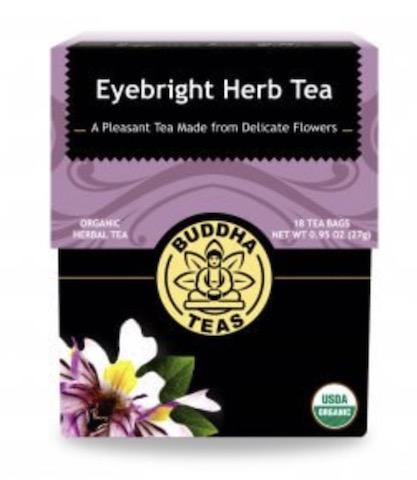 Image of Eyebright Herb Tea Organic