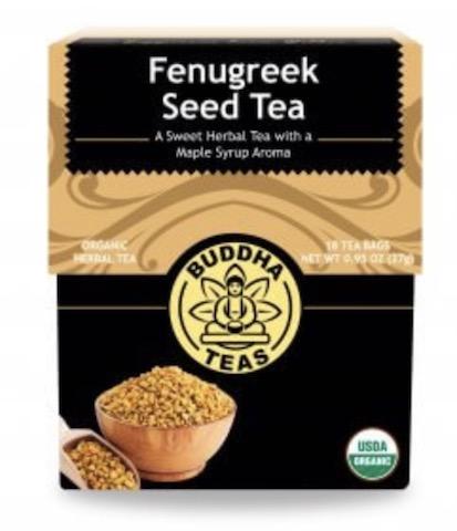 Image of Fenugreek Seed Tea Organic