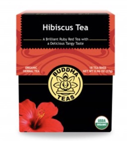 Image of Hisbiscus Tea Organic