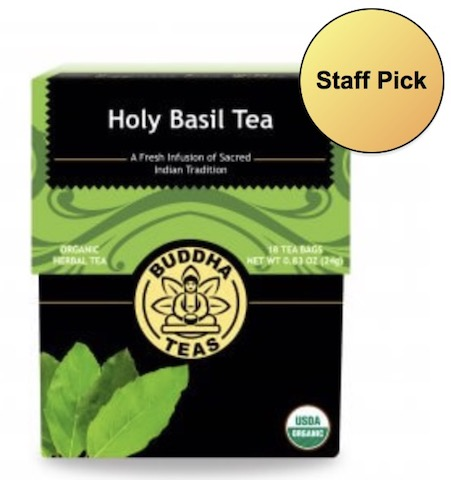 Image of Holy Basil Tea Organic