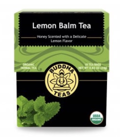 Image of Lemon Balm Tea Organic