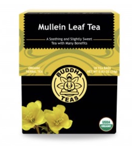 Image of Mullein Leaf Tea Organic