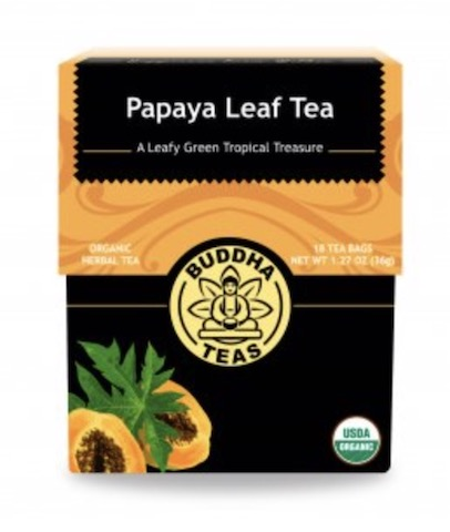 Image of Papaya Leaf Tea Organic